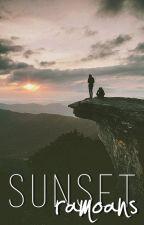 sunset by ramoans