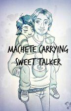 Machete Carrying Sweet Talker (Cluke) by clementinepls