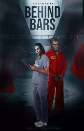 Behind Bars| Coming Soon by -h0lytrinity