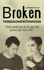 Broken (Mark Fischbach AU) by threesomewithNouis