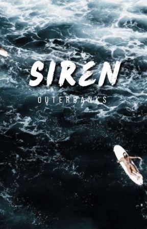SIREN ⚓ John B - Outerbanks by stilers