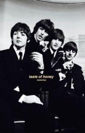taste of honey ; beatles by backontop