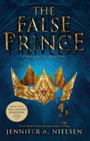 The Missing Princess - a False Prince fanfic by hannahs3205