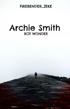 Archie Smith: Boy Wonder by Firebender_Zeke