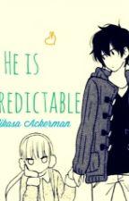 He is Unpredictable by ThatUsernameIsTaken8