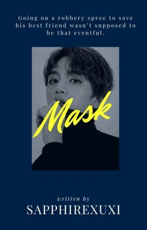 MASK [yukhei x renjun x donghyuck] by sapphirexuxi