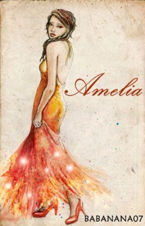 Amelia by BABAnana07