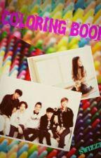 Coloring Book (WINNER Fan Fiction) by swizzTAO