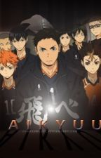 ~*Haikyuu Chat Fic*~ by BlueberryBoyTobio