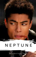 Neptune by paintoutsidelines
