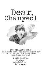 Dear Chanyeol, by dyosangbyun
