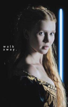 WALK AWAY || a.s. by unfriendlyghost
