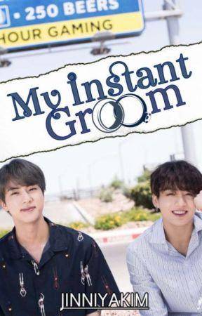 My Instant Groom | KookJin by jinniyakim