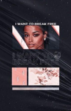 I Want To Break Free ― 𝐇. 𝐒𝐓𝐘𝐋𝐄𝐒 by sebasstan