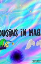 Cousins in Magic (Origins of Olympus fanfic) by Camille_and_Fritz