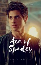 Ace of Spades - Alec Lightwood by cole_adler