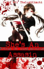 She's An Assassin by cloud_sorceress