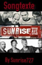 Songtexte von Sunrise Avenue ♡ by Sunrise727