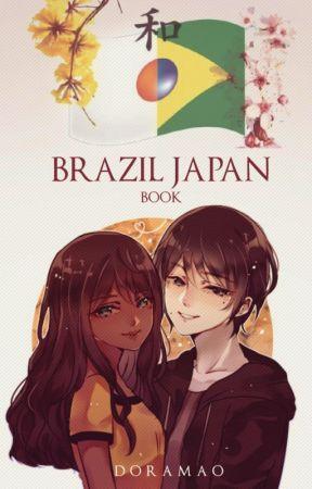 {愛} ¡Inferno BraJap! • shipbook by doramao