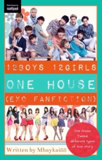 12Boys-12Girls ONE HOUSE(COMPLETED)