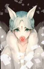 White Fox 🐾Completed🐾 by candyV46