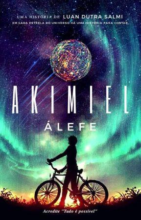 Akimiel Álefe  by tedbrownoficial