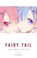Fairy tail : Les jumelles de feu by chugok