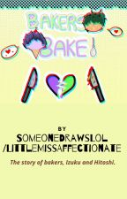 Bakers Bake(ON HIATUS UNTIL AROUND JULY 30TH) by SomeoneDrawsLol