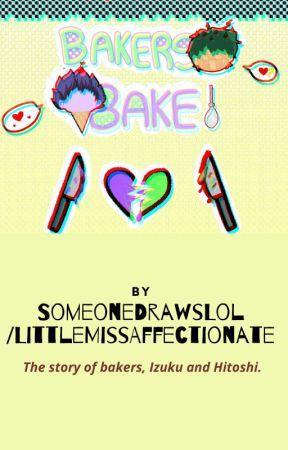 Bakers Bake by SomeoneDrawsLol