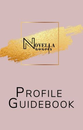 Profile Guidebook by TheNovellaAwards