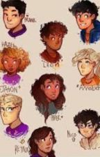 Demigods and the Avengers by courtrederead