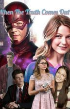When The Truth Comes Out: Watching Their Lives - A Glee and Arrowverse Crossover by swimmingisawesome101