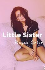 Shawn Mendes's Little Sister by _ridingonkian_
