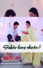 BeHir Love Shots..! by pearl_my_passion