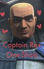 Captain Rex x Reader AU One-Shots by takastrapi