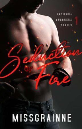 HG 1: Seduction of Fire by missgrainne