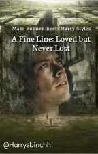 A Fine Line: Loved But Never Lost by harrysbinchh