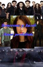 Reneesme y Jacob: Amor prohibido by paty98