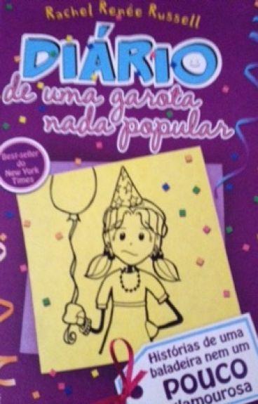 DIÁRIO DE UMA GAROTA NADA POPULAR 2