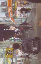 Love notes || Kim seokjin X reader || ✔️ by SailorYeontan