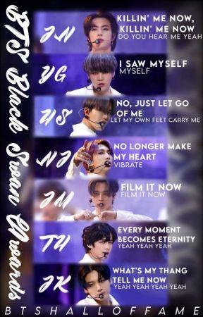 BTS Black Swan Awards 2020 by BTSHallOfFame