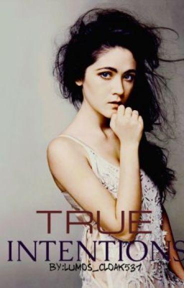 True Intentions (True Identity sequel) by Lumos_Cloak531