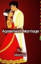 Agreement Marriage  by MeenakshiJothi