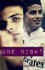 One Night. (Marc Bartra & James Rodríguez FanFiction) by mystoriesxxx