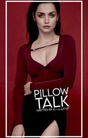 PILLOW TALK • SEBASTIAN STAN by barnesofshield