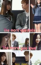 The More You Hate,  The More You Love(#1TaeBi) by Bell_Gomez