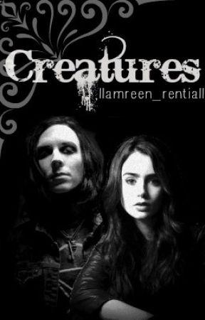 Creatures [Ricky Horror] Wattys 2015 by amyrenita