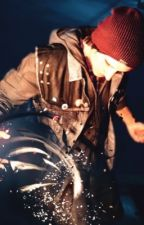 Presence (Delsin Rowe - Infamous Second Son) by Delsins_other_beanie