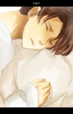 Sweet Dreams Kitty Cat (Levi x Neko Reader) by _Ferrets4ever_
