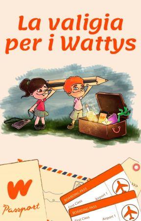 La valigia per i Wattys by AmbassadorsITA